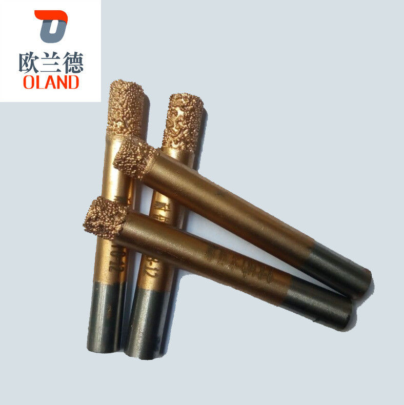 Wide Applicability Stone Engraving Tools , Ball Nose Cutter ISO Certificated