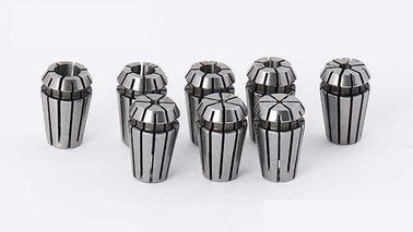 China 65Mn Steel Router Collet Nut ER32 Collets ER25 Chucks For CNC Router Spindles factory