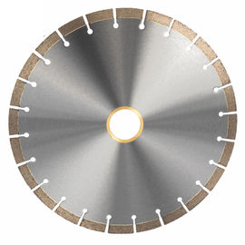 Circular Diamond Saw Blades 2.2 / 2.4 Core Thickness Efficient For Granite