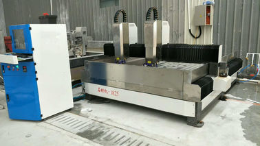 China 5.5KW Spindle CNC Stone Engraving Machine Three Axes Adopt Dust Protector factory