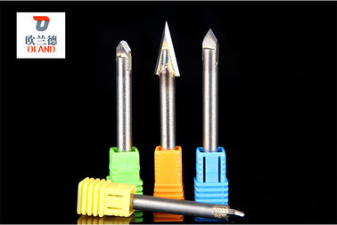 China Alloy Engraving Knife Carbide Engraving Bits 6.0mm SHK Compact Design factory