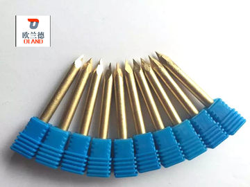 China Carbide Alloy High Speed Engraving Tools , Engraving Bits For CNC Router factory