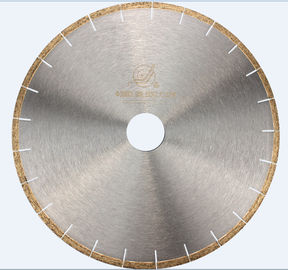 Durable Diamond Saw Blades / Granite Saw Blade 350mm Outer Diameter